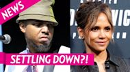 Halle Berry Can See Herself 'Settling Down' With Boyfriend Van Hunt