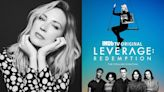 'Leverage: Redemption' Star Beth Riesgraf on Challenges Directing During COVID (and an Election)