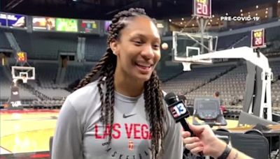 A'ja Wilson Named To 2021 All-WNBA Second Team