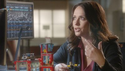 9-1-1's Maddie Faces Her Own Crisis in Dramatic LEGO Masters Sneak Peek