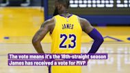 Lakers news: LeBron James selected to 2020-21 All-NBA Second Team
