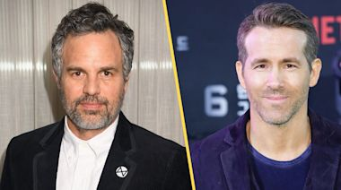 Mark Ruffalo To Play Ryan Reynolds' Dad In New Netflix Movie