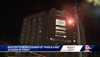 Boston to begin cleanup of Mass & Cass as soon as Monday