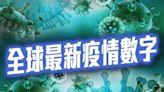 7月25日全球新冠肺炎疫情最新數字