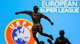 Soccer-UEFA begins disciplinary process against three Super League clubs