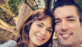 Jonathan Scott Says He's 'Beyond Thankful' for Girlfriend Zooey Deschanel and His Loved Ones
