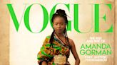 Amanda Gorman Is A Literary 'Supernova' On Vogue's May Cover