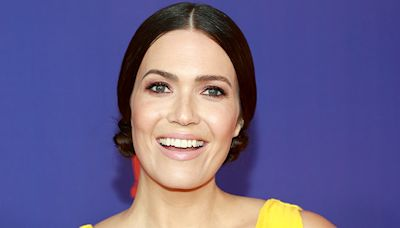 Mandy Moore Just Climbed a Mountain While Pumping & Documented the Whole Thing on IG