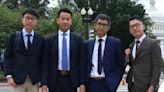 港青年領袖聚首華府遊說 羅冠聰:要救朋友(圖) - - 時事追蹤