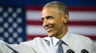 Barack Obama Says This Actor Could Play Him in a Movie
