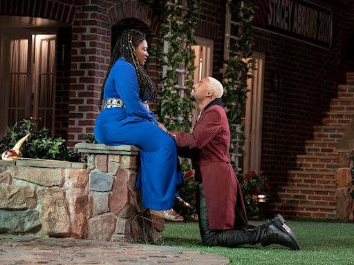 Danielle Brooks shines in a near-perfect Much Ado About Nothing: EW review