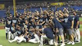 Rays clinch 2nd consecutive AL East crown