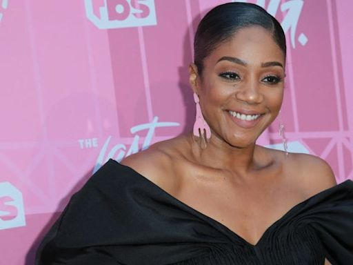 Here's how Tiffany Haddish dropped 40 pounds during quarantine