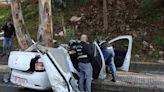 黎巴嫩越獄風雲!69囚大脫逃 6人劫車太嗨撞路樹5慘死