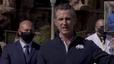 """CA Gov. Gavin Newsom Rips Texas Counterpart Greg Abbott For Lifting Mask Requirement: """"Absolutely Reckless"""""""