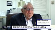 Wall Street Will Continue to Get Its Share of Good Talent: Cooperman