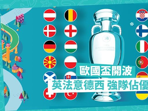 法國超班大熱,德西仍靠經驗;英穩健有活力,意國不可少窺 | 主教練-足球俱樂部