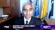 U.S. Surgeon General Dr. Vivek H. Murthy joins Yahoo Finance's All Markets Summit 2021