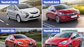 The most and least crashed cars revealed - does you motor make the list?