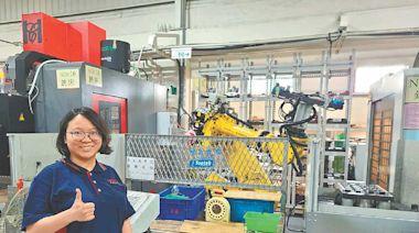 明淨零點定位 助銑床加工快速換模 - SA13 台南自動化機械展專刊/創新研究篇 - 20210422 - 工商時報