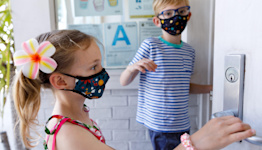 The CDC continues to recommend mask-wearing in schools—here are the best masks