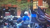 Hundreds of bikers gather in Cleveland to honor those officers killed in the line of duty & support their loved ones