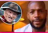 Marlon Wayans Drank Coffee To Avoid Freddy Krueger As A Child