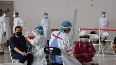 唐鳳疫苗系統做不到 陳其邁宣布高雄長輩第2劑接種造冊通知 | 蘋果新聞網 | 蘋果日報