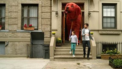 'Clifford The Big Red Dog' Returns To Q4 Release Schedule, Will Go Day & Date In Theaters & On Paramount+