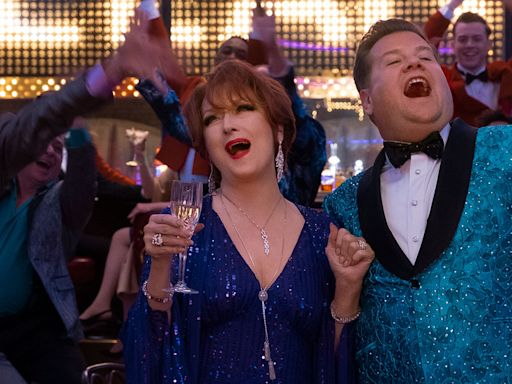 James Corden's turn in 'The Prom' criticised as 'the worst gayface in a long, long time'