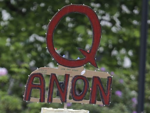 Heffernan: Reports of QAnon's death aren't exaggerated