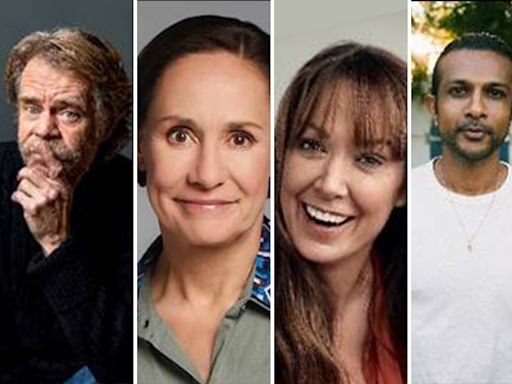 ... Metcalf, Elizabeth Marvel, Utkarsh Ambudkar, Kate Burton Among 10 Cast In Hulu Limited Series
