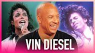 Vin Diesel Chooses Between Michael Jackson & Prince