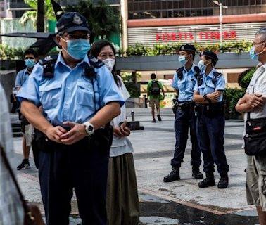 香港公民社會的全方位瓦解(圖) - 瀋旭暉 - 時評