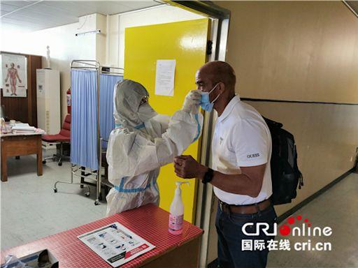 新冠肺炎疫情下堅守在治療一線的醫護工作者——記在納米比亞的中國護士-國際在線