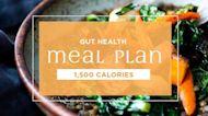 Healthy Gut Diet Plan: 1,500 Calories