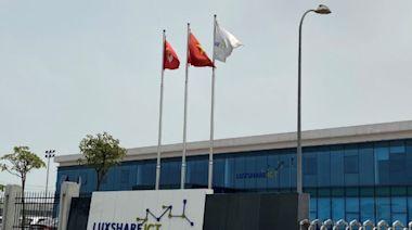 越南官員:立訊工廠最快下周復工