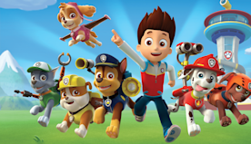 A 'PAW Patrol' Movie Is In The Works And Hits Theaters Next Year