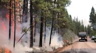 'Strike Team' Battles Oregon's Bootleg Fire as Blaze Grows to Over 470 Square Miles