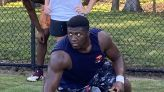 Leading by Example: National Recruit Gabe Dindy from Lakeland High School