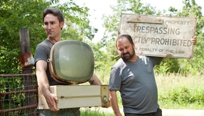 American Pickers' Frank Fritz Not Returning to History Channel Series Amid Feud With Co-Host Mike Wolfe