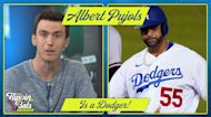 Albert Pujols is a Dodger — what it means for the legend and pennant race | Flippin' Bats