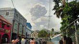 St Vincent rocked by explosive eruptions at La Soufrière volcano