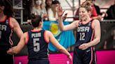 WNBA players make up first U.S. Olympic 3×3 basketball team