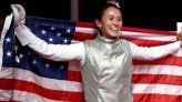 Lee Kiefer makes history as first American to win individual foil