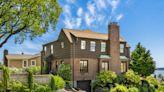 Preserved historic Tudor presides over Seattle's Carlton Park