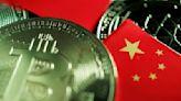 China's top regulators ban crypto trading and mining, bitcoin tumbles