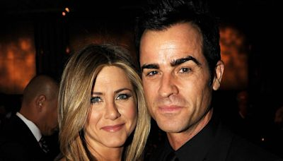 Jennifer Aniston Sends Love to Ex Justin Theroux in Supportive Message