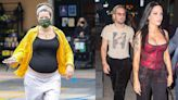 New mom Halsey looks incredible in NYC, plus more celebrity bodies after baby