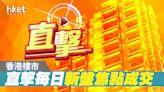颱風落波後 新盤暫售1伙 凱滙第一期呎價2.37萬沽 - 香港經濟日報 - 地產站 - 新盤消息 - 新盤新聞